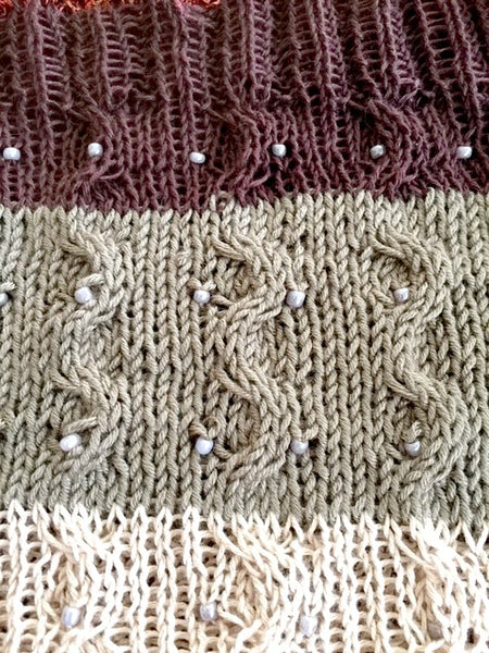 Journee cowl pattern
