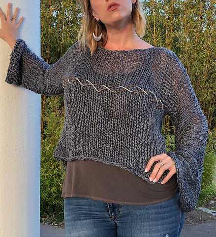 Kave sweater pattern
