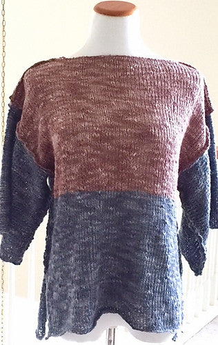 Mohave Sweater Pattern