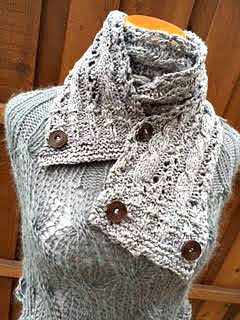 Malley Scarf pattern