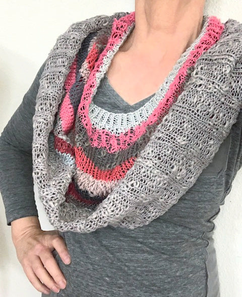 NEW! Loves poncho, pattern