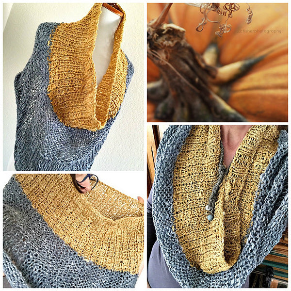 Piper Cowl Pattern