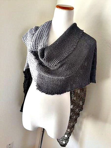 Quixotic Shawl Knit Kit KAL