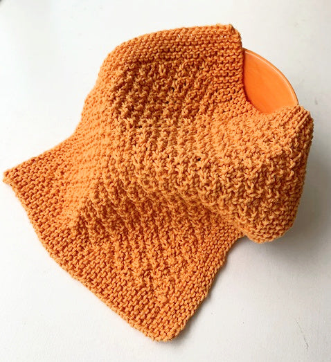 Seersucker square, spa cloth kit