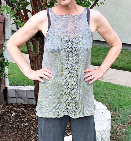 Soft Tank Tunic pattern