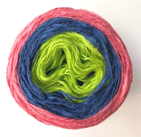 NEW! Trio yarn cakes