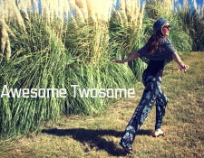 Awesome Twosome Hat & Poncho Kits