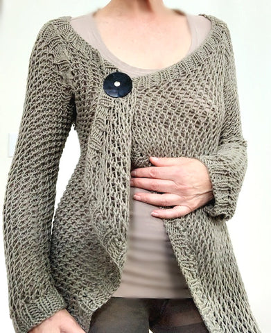 NEW! Karina vest/cardigan kits