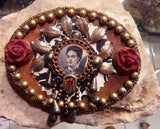 Bohemian Cowgirl Frida Buckle