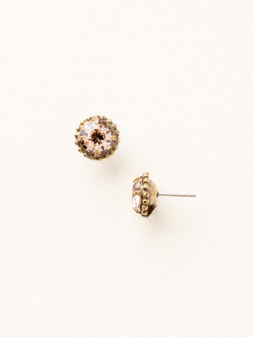 AS VINTAGE ROSE EARRINGS