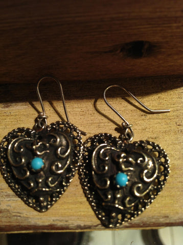 Heart Feelings earrings