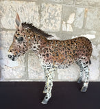 Mini Donkey Metalwork