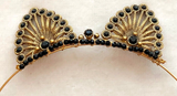 Tiara Black Gold