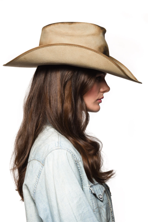 Silverbelly Wildcatter Hat