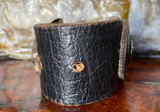 Vintage Leather Cuff