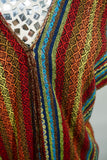 Thailand Hill Tribe Handwoven Dress