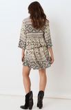 Journey Tunic Dress - Ash