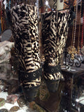 Mark Nason Zebra Boot