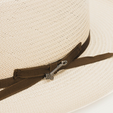 Stetson Open Road Straw Hat - Silver Belly