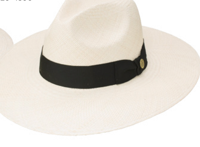 Stetson The Naturalist Panama Straw Hat