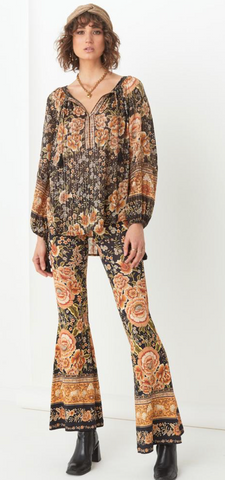 Mystic Bells Bell Bottom Flare Pants