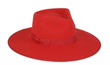Ruby Rancher Hat