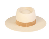 The Mirage Hat in 3 Colors Teak Ivory Black