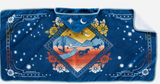 Pendleton Hooded Towel Infant Toddler Wind Riders