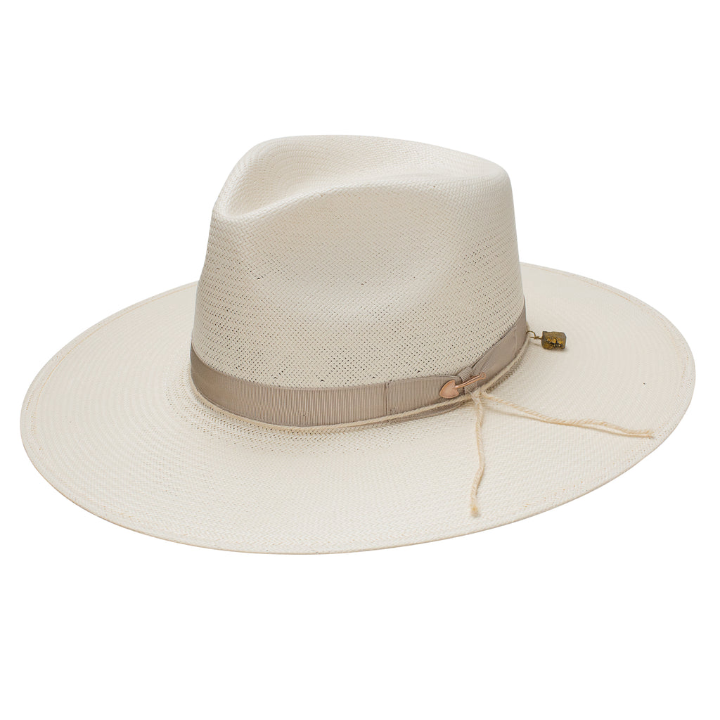 Stetson JW Marshall Firm Straw Hat
