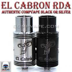 Authentic El Cabron RDA by Compvape