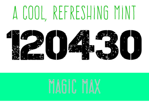 120430 - Magic Max - 120ml Max VG E-Liquid