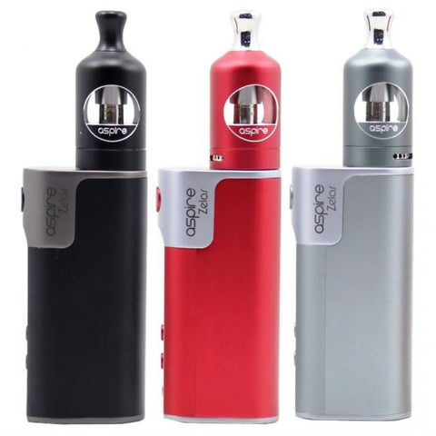 Aspire Zelos 50W Starter Kit with Nautilus 2