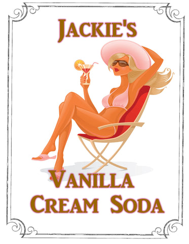Drinx - Jackie's Vanilla Cream Soda