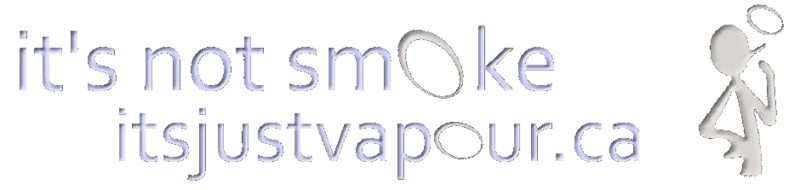 It's Not Smoke, It's Just Vapour