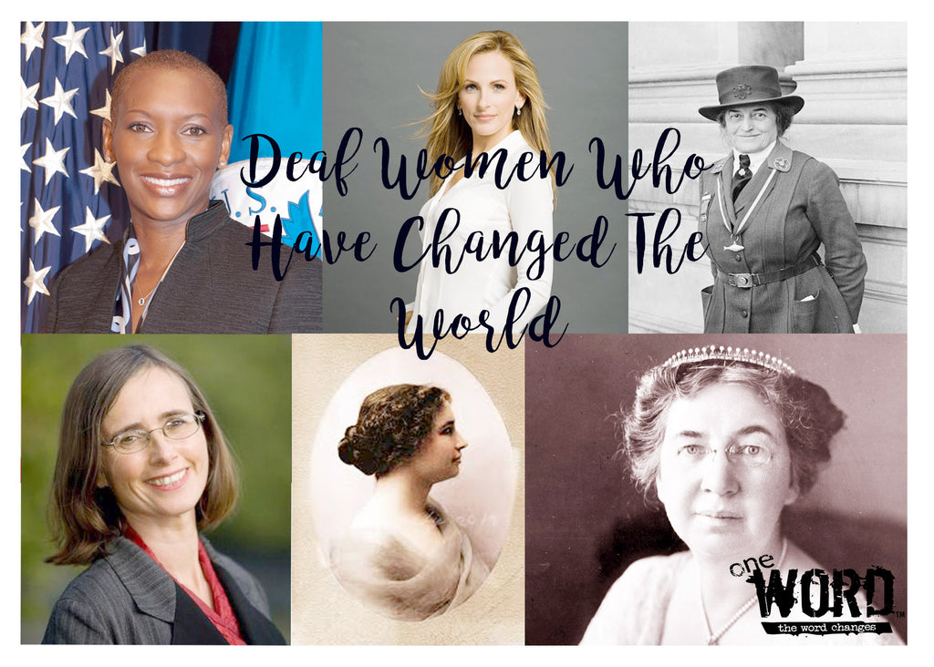 Deaf Women Who Have Changed The World