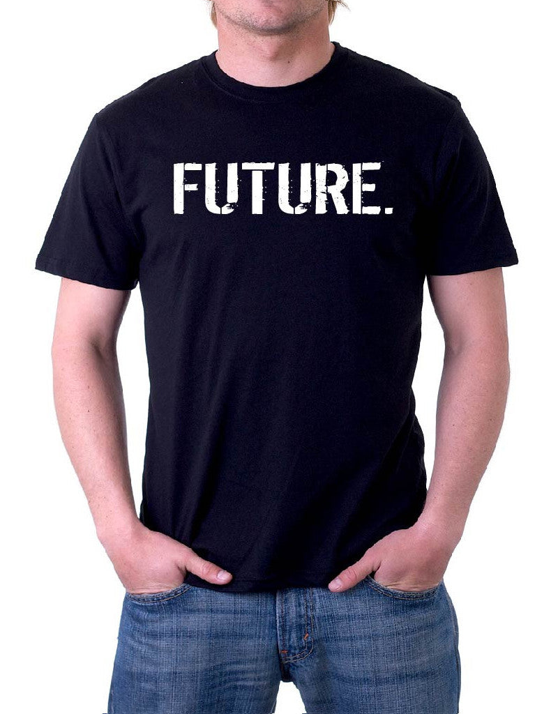 B&W Men's oneWORD FUTURE Shirt