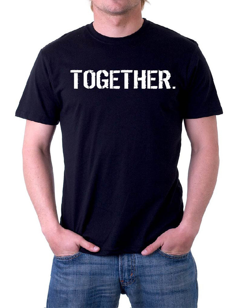 B&W Men's oneWORD TOGETHER Shirt