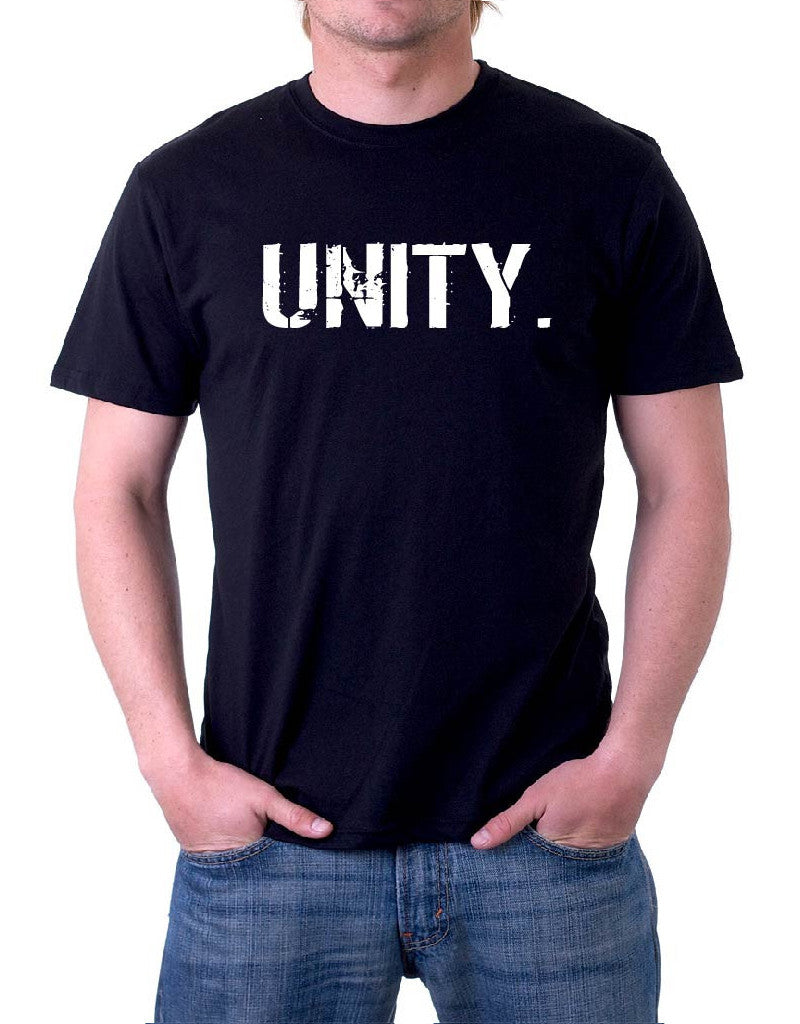 B&W Men's oneWORD UNITY Shirt