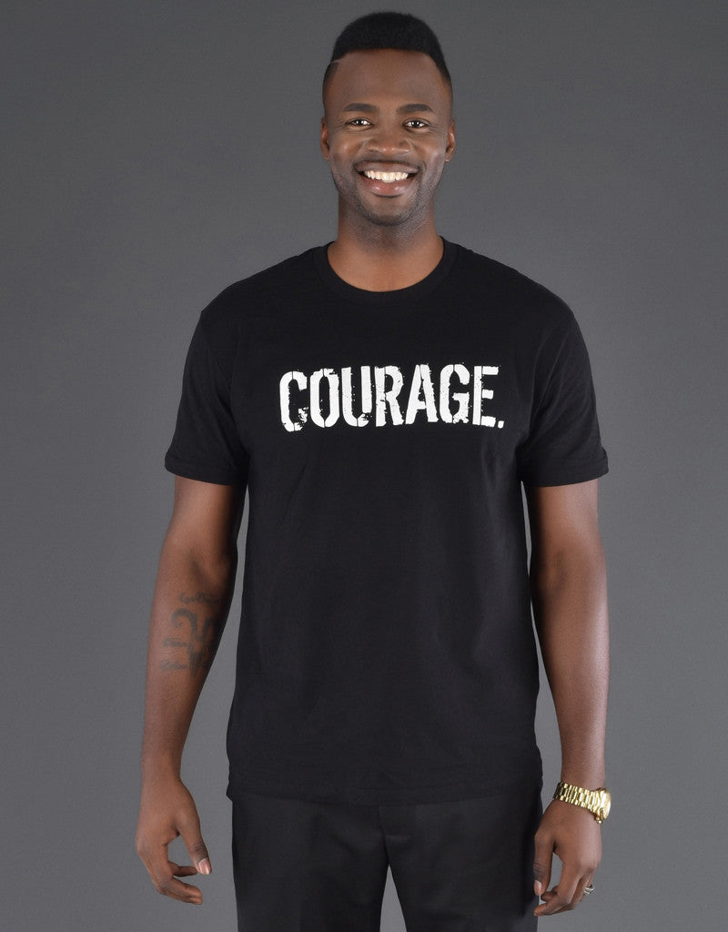 Men's COURAGE. T-Shirt