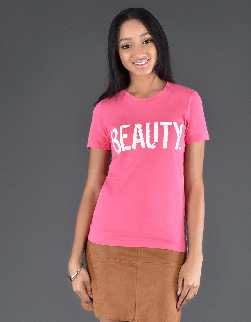 Women's BEAUTY. T-Shirt