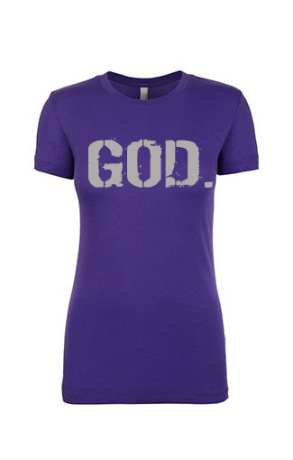 Women's GOD. T-Shirt