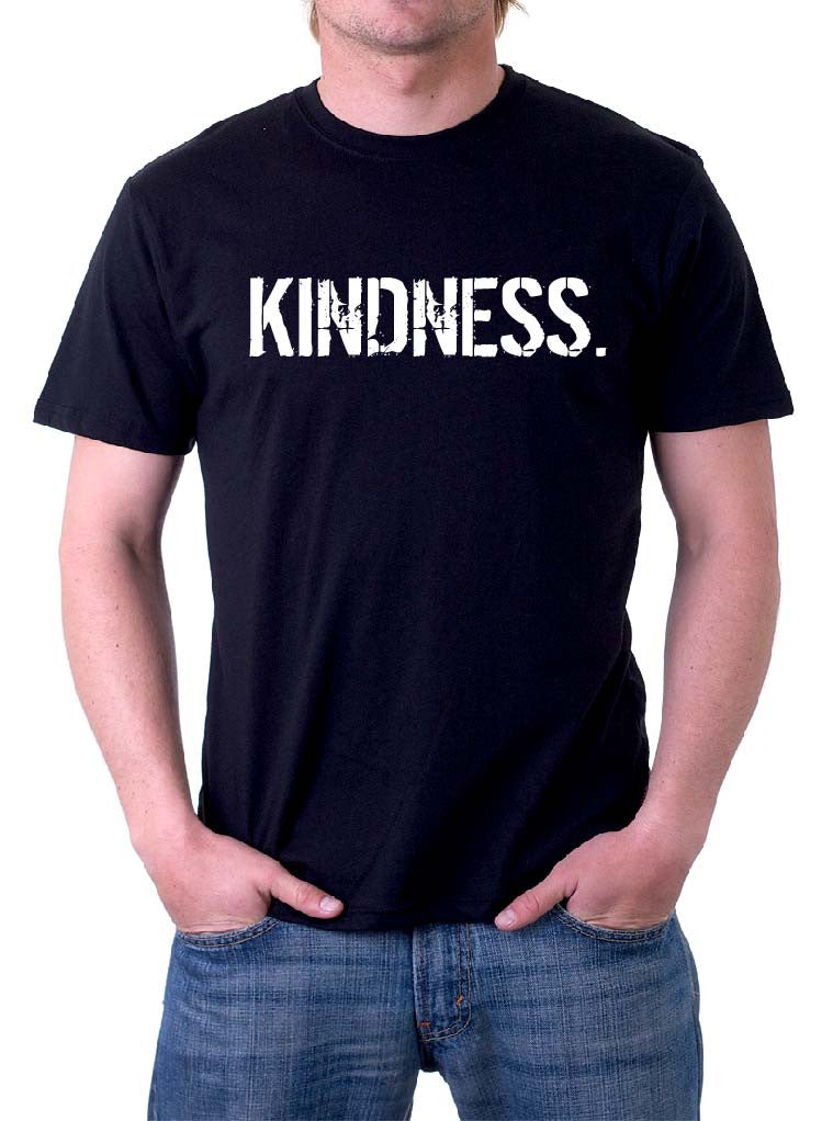 B&W Men's oneWORD KINDNESS Shirt