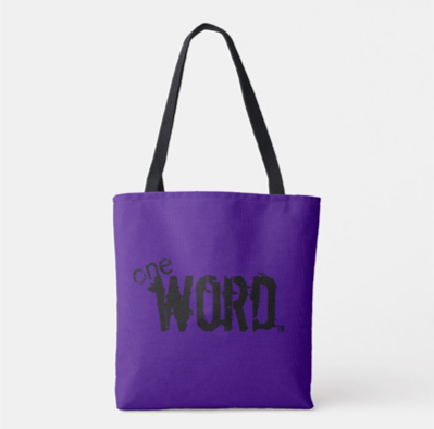 oneWORD 2.0 Tote Bag