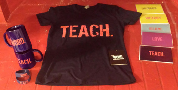 Women's TEACH. gift set