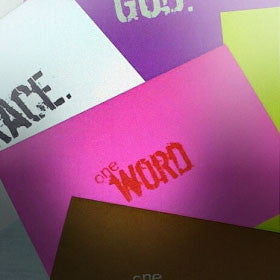 The FAITH. pack - Greeting Cards