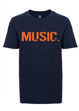 Kid's MUSIC. T-Shirt (Boys)