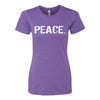 Women's PEACE. T-Shirt