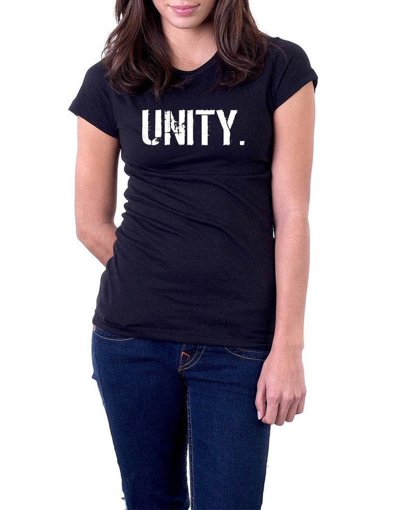 B&W Women's oneWORD UNITY T-shirt