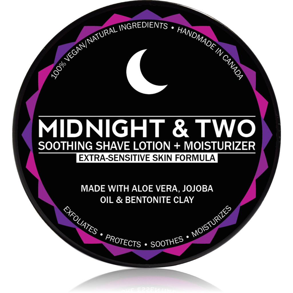 Soothing Shave Lotion + Moisturizer