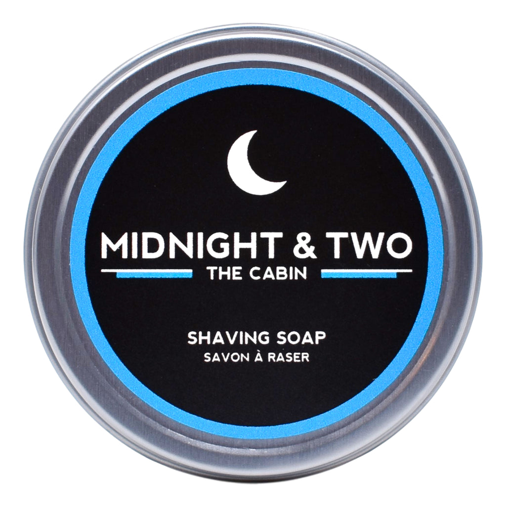 Shaving Soap - The Cabin